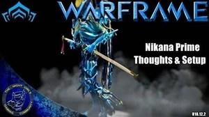 Nikana Prime WARFRAME Wiki FANDOM Powered By Wikia