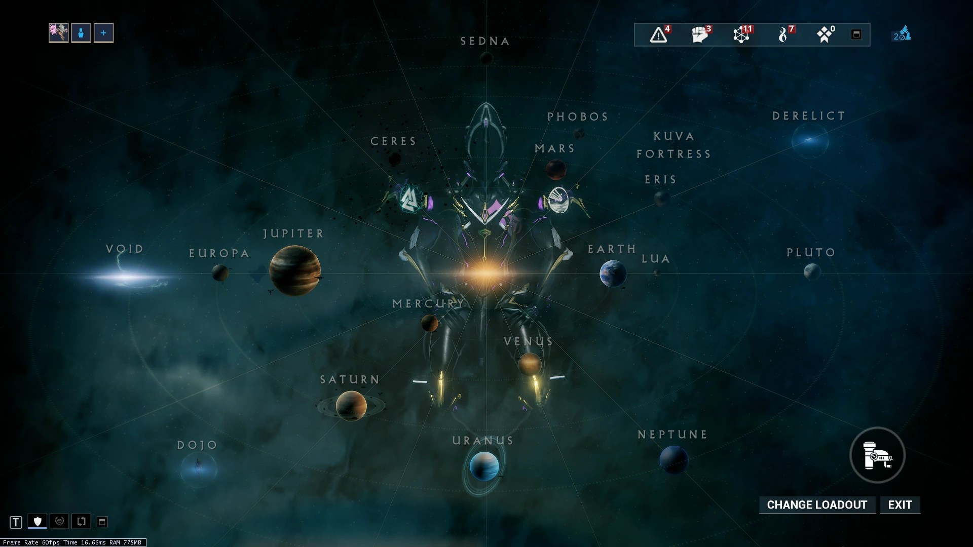 Star Chart WARFRAME Wiki FANDOM Powered By Wikia