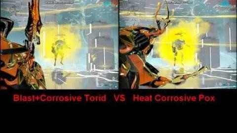 Video Torid VS Pox WARFRAME Wiki FANDOM Powered By Wikia