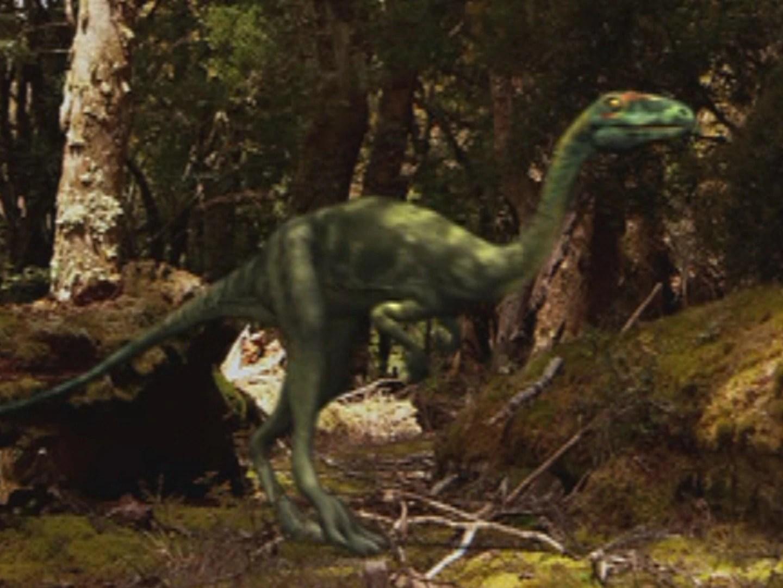 Coelophysis When Dinosaur Roamed America Wiki FANDOM