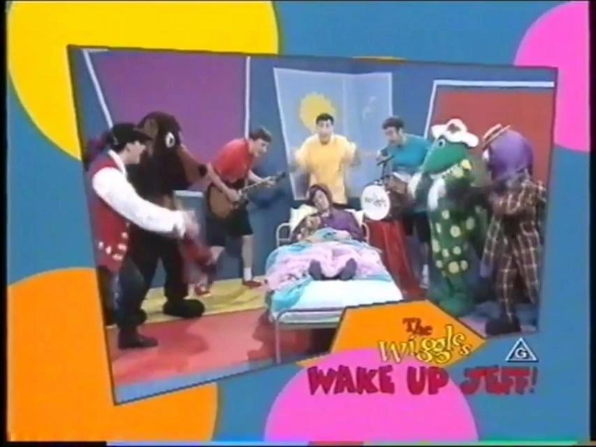 Wake Wiggles Live Jeff
