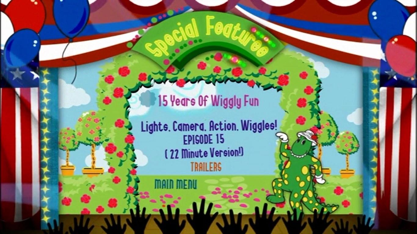 Wiggles Get Ready Wiggle Chipmunk