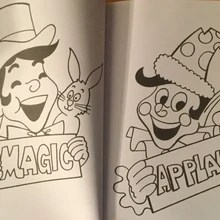 30 A Fun Magic Coloring Book Free Printable Coloring Pages