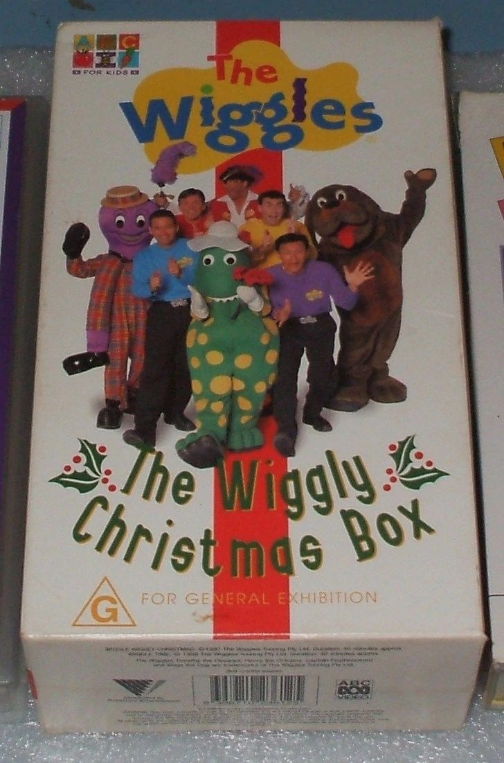 The Wiggly Christmas Box Wigglepedia FANDOM Powered By