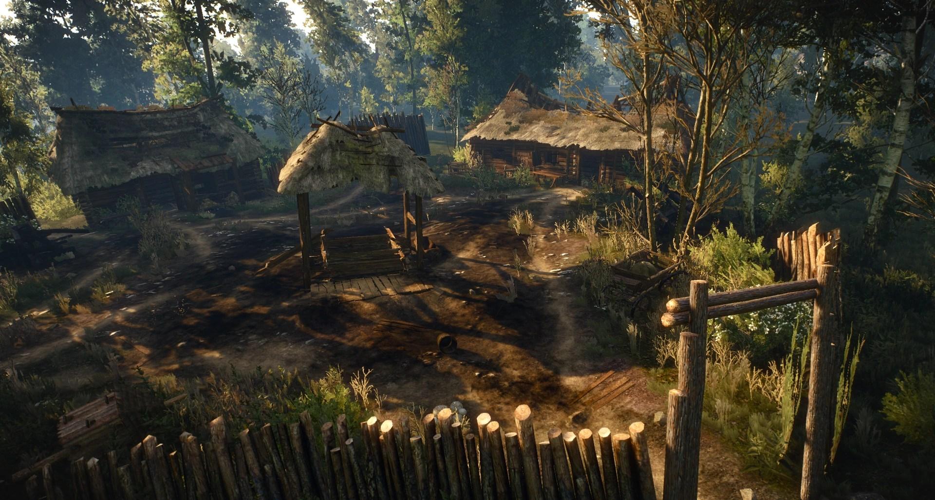 Abandoned Village White Orchard Witcher Wiki FANDOM