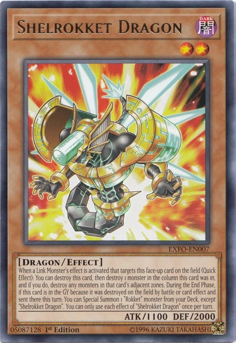 Shelrokket Dragon Yu Gi Oh Fandom
