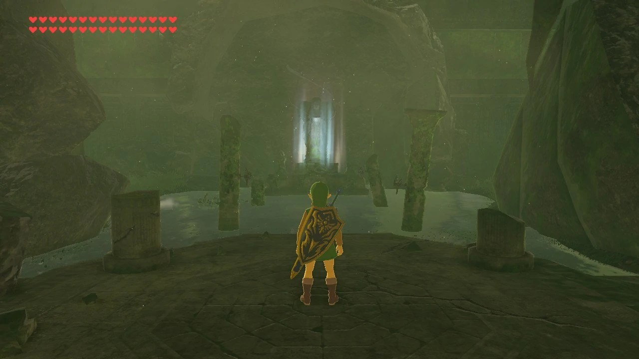 Spring Of Courage Zeldapedia FANDOM Powered By Wikia