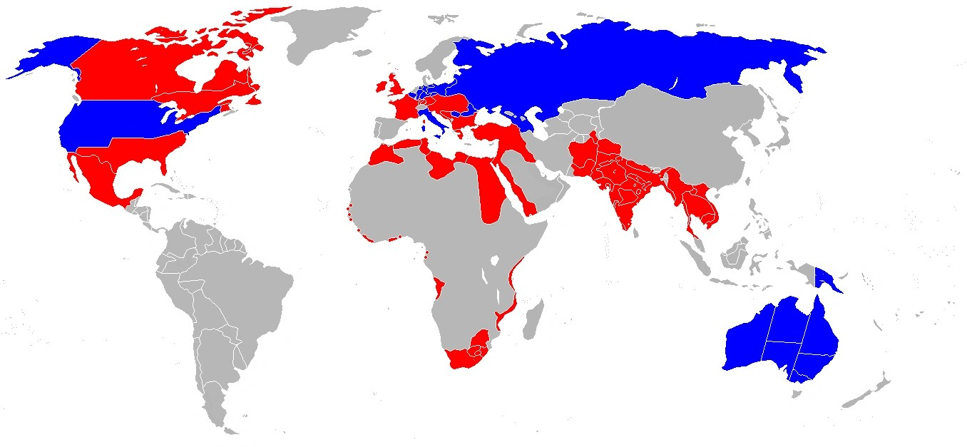 Alternate History British North America