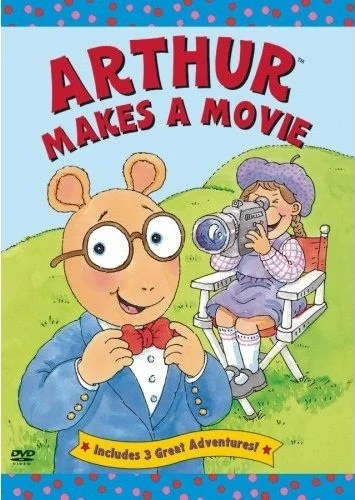 Arthur Makes A Movie 2005 DVD Arthur Wiki FANDOM Powered By Wikia