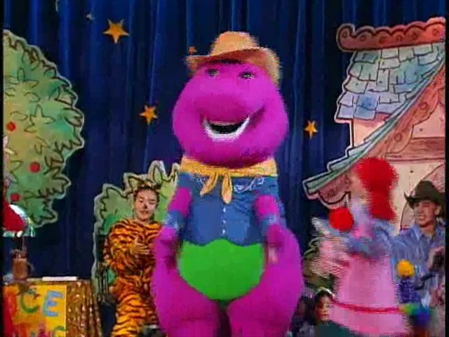 Sing And Dance Barney Part 3 4