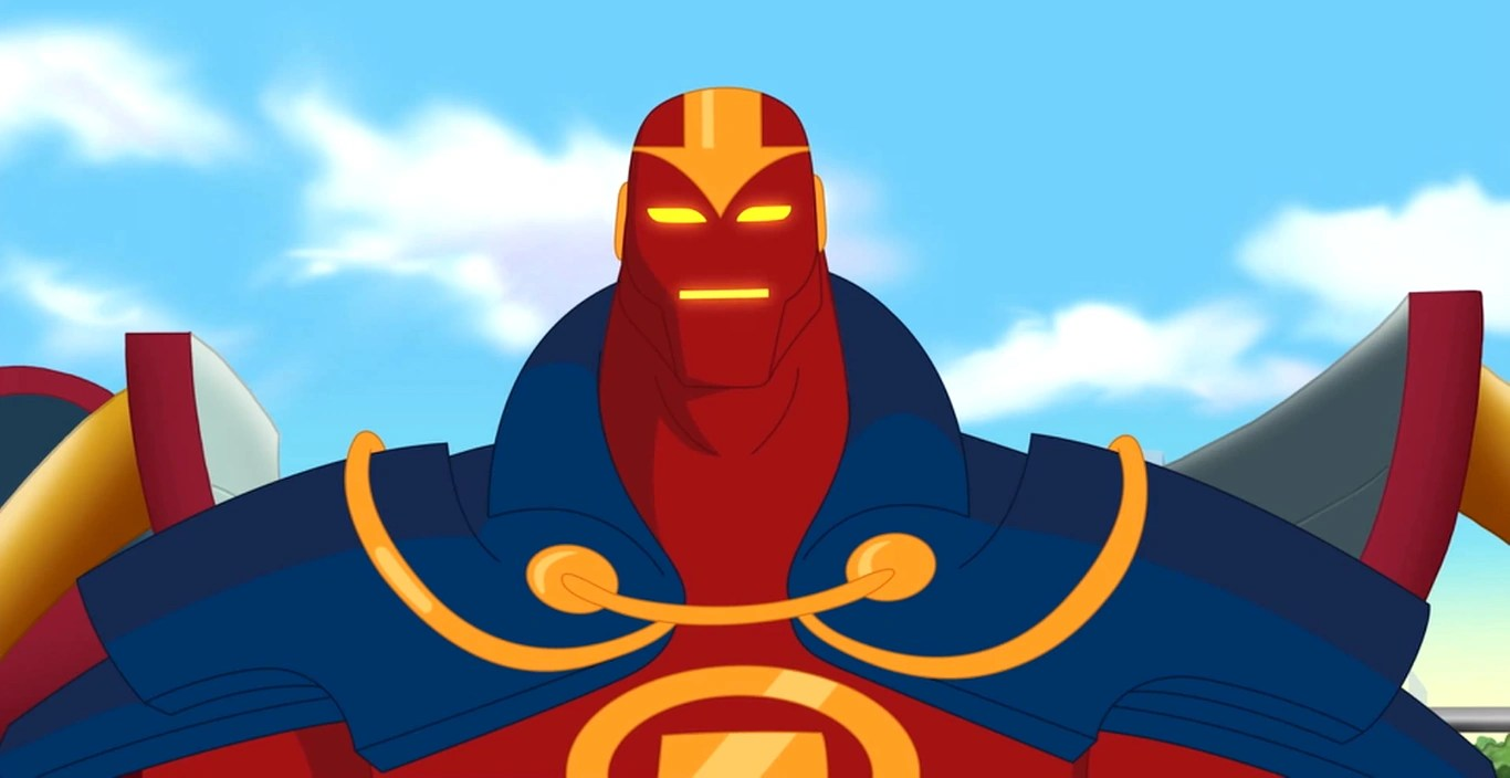 Red Tornado Dc Super Hero Girls Wikia Fandom Powered