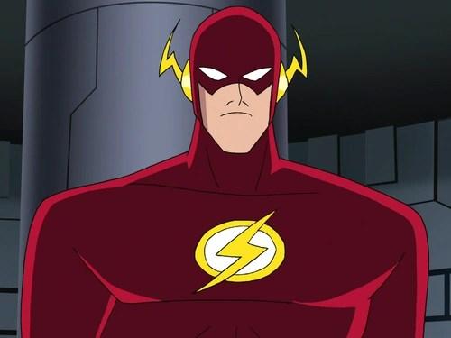 Flash 2017 Animated Series