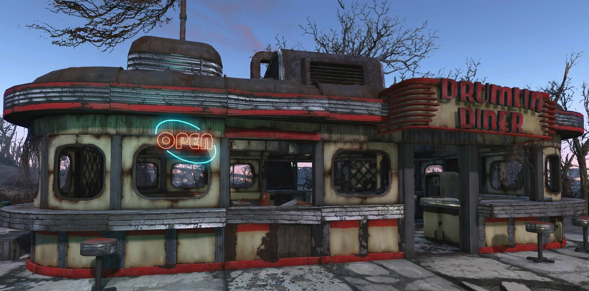 Fallout 4 Vault Locations Map