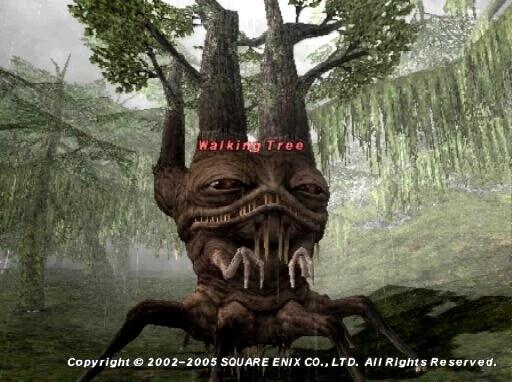 Walking Tree FFXIclopedia FANDOM Powered By Wikia