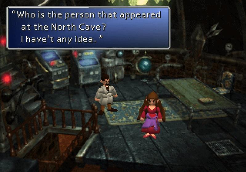 Gast Faremis Final Fantasy Wiki FANDOM Powered By Wikia