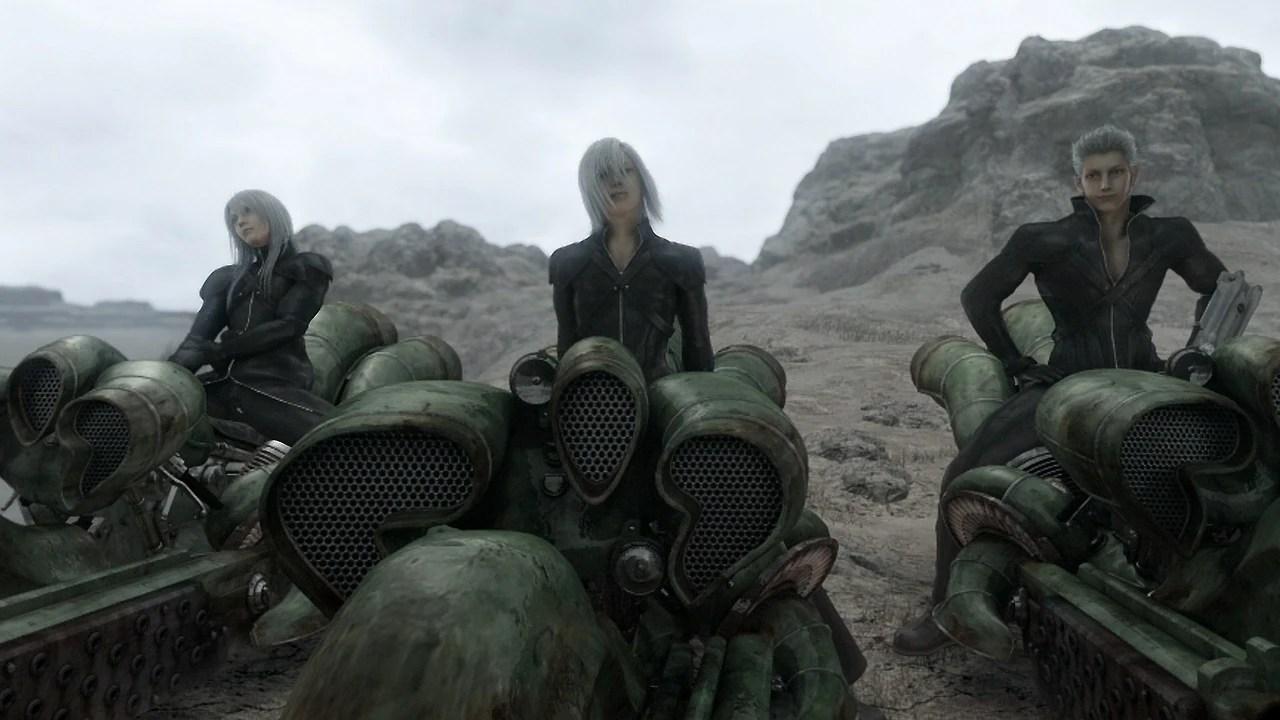 Final Fantasy VII Advent Children Final Fantasy Wiki