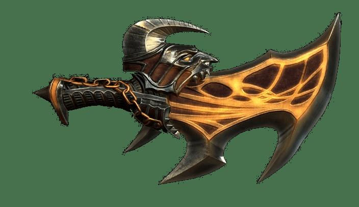 Blades Of Exile God Of War Wiki Fandom Powered By Wikia