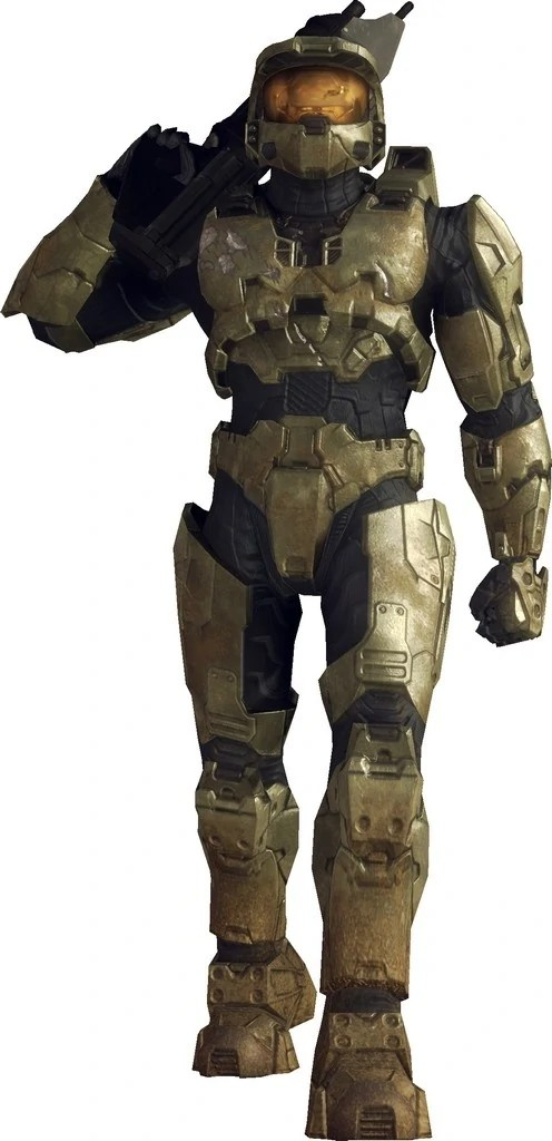 Full Metal Master Chief Armor