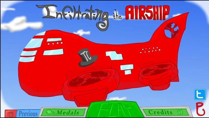 Infiltrating The Airship Henry Stickmin Wiki Fandom