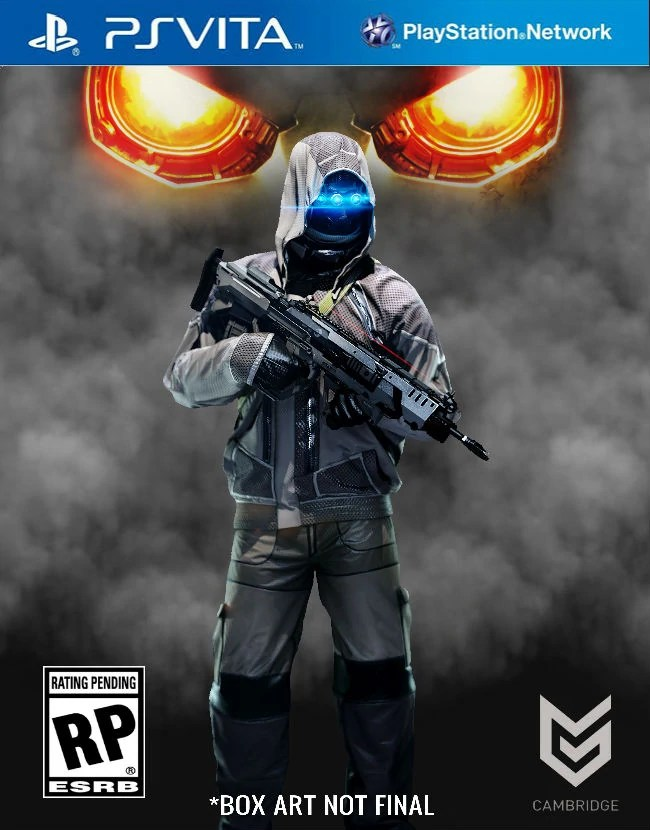 Art Fan Killzone Helghast