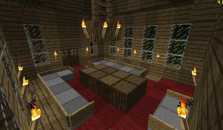 Room Ideas Minecraft Pocket Edition