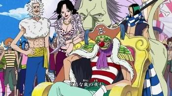 Buggy And Alvida Alliance One Piece Wiki Fandom