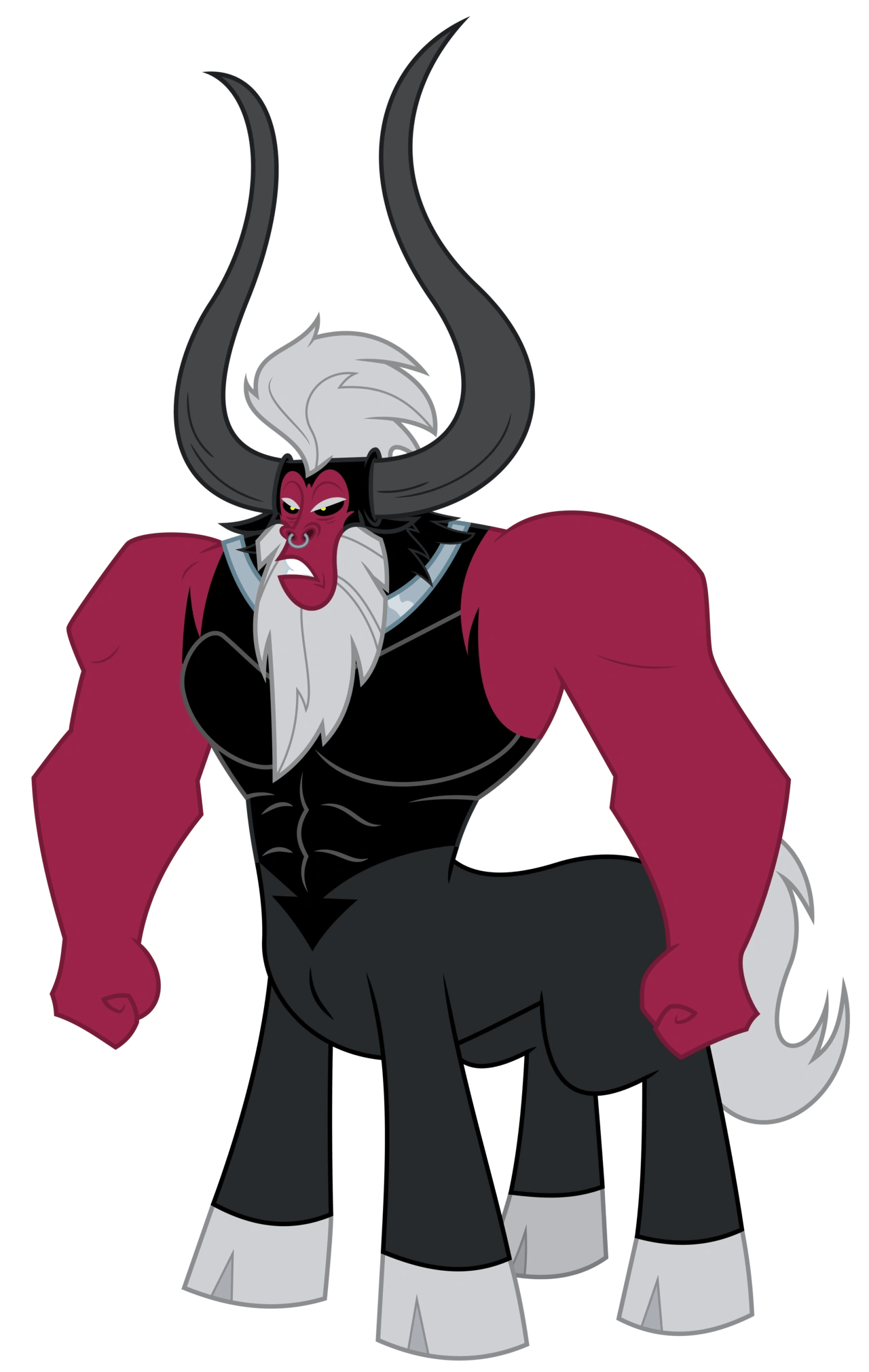 Tirek The Parody Wiki Fandom Powered By Wikia