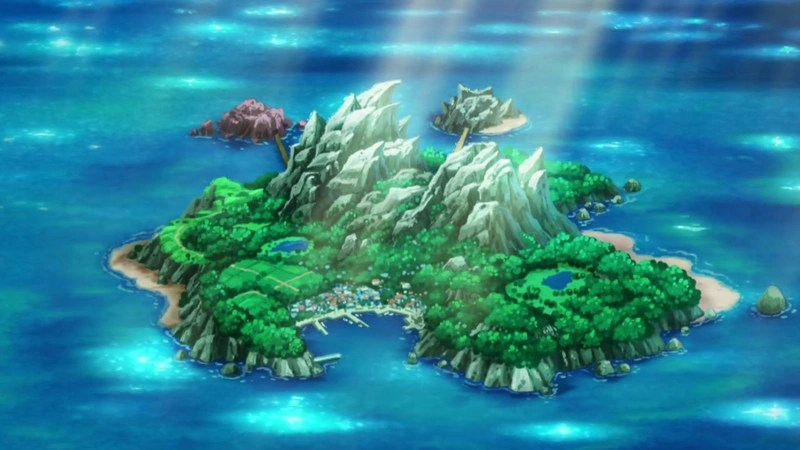 Milos Island | Pokémon Wiki | Fandom powered by Wikia