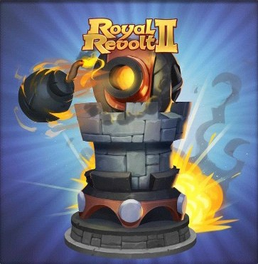 Royal Revolt 2 hack gems
