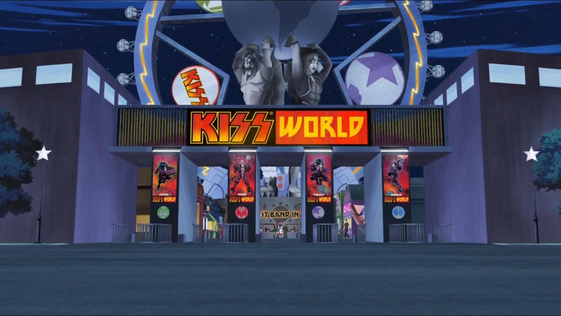 KISS World Scoobypedia Fandom Powered By Wikia