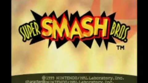 Super Smash Bros Smashpedia FANDOM Powered By Wikia