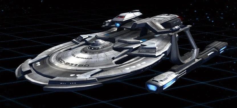 Star Trek Online Excalibur Class