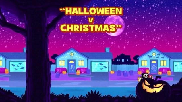 Halloween V Christmas Teen Titans Go Wiki FANDOM