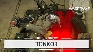 Tonkor WARFRAME Wiki Fandom Powered By Wikia