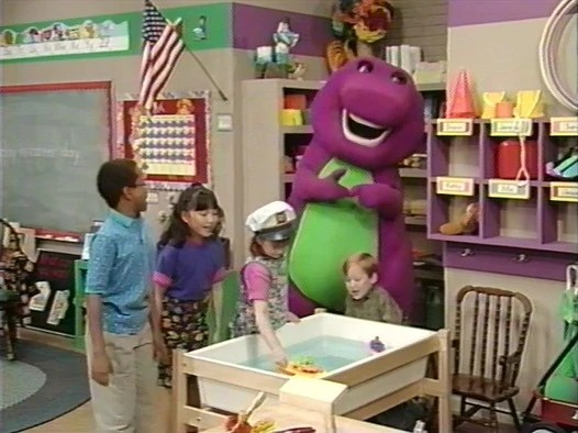 Barney Big Surprise Part 5