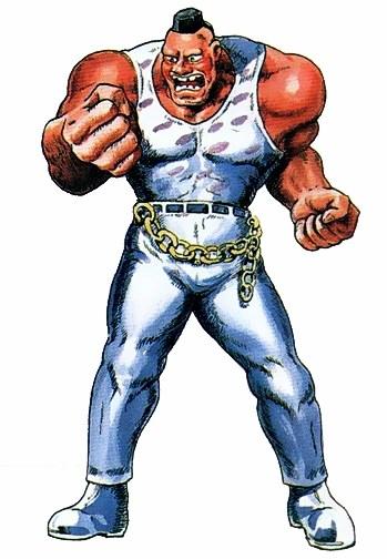 Abigail Capcom Database FANDOM Powered By Wikia