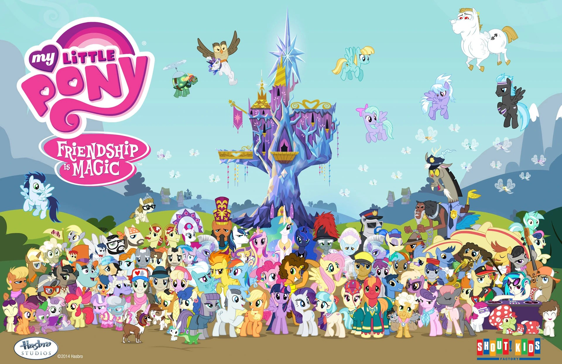 My Little Pony Friendship Is Magic Character Profile