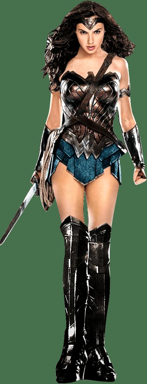 Gal Gadot Wonder Woman Coloring Pages