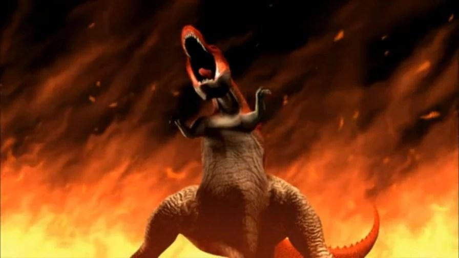 Dinosaur King Lightning Dinosaurs
