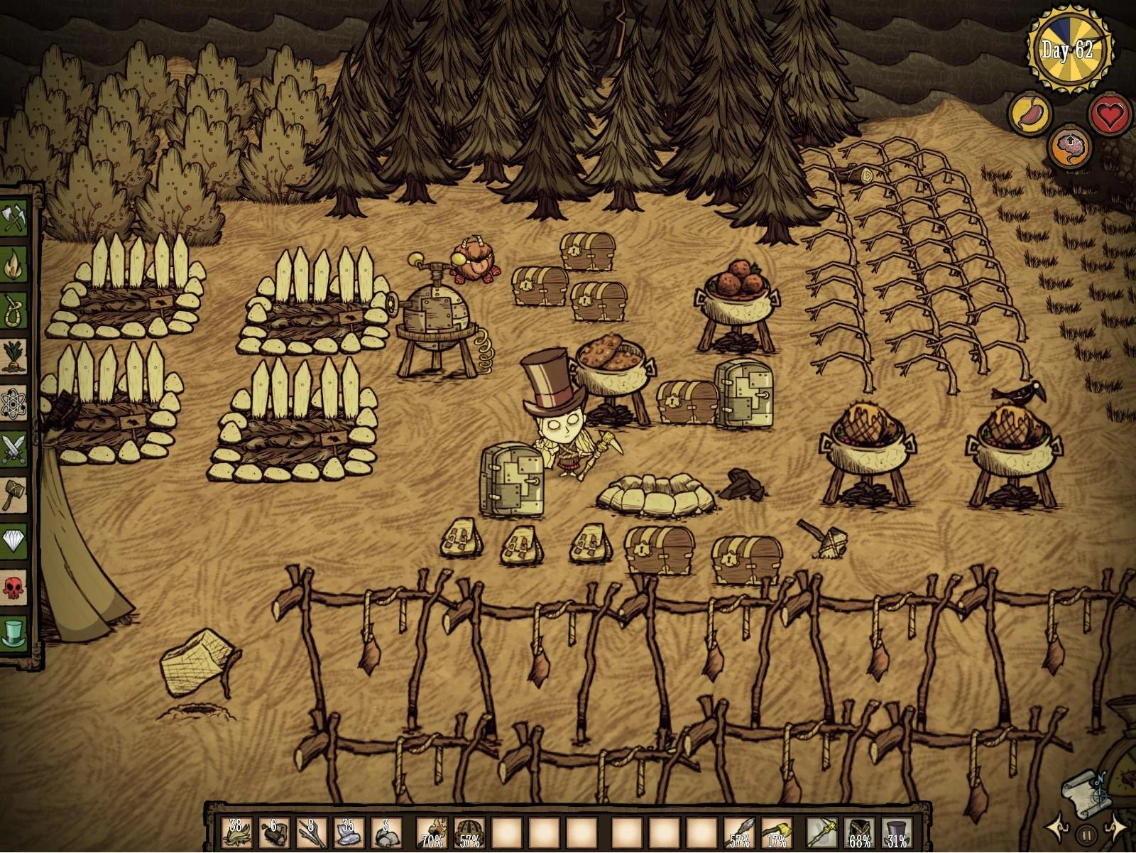 GuidesBase Camp Guide Dont Starve Game Wiki Fandom