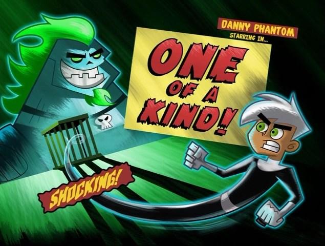 One Of A Kind Danny Phantom Wiki Fandom Powered By Wikia