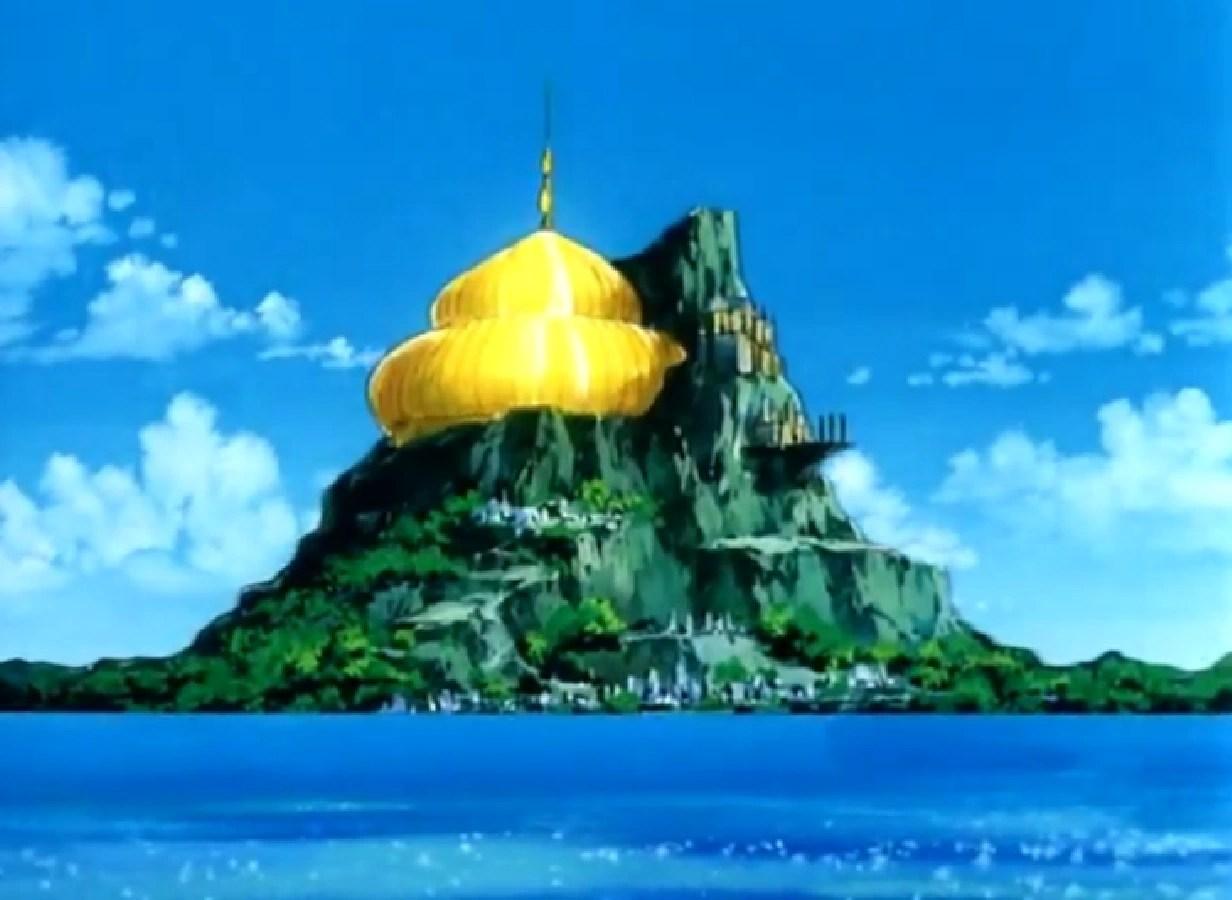 Jaguar's island | Dragon Ball Wiki | Fandom powered by Wikia