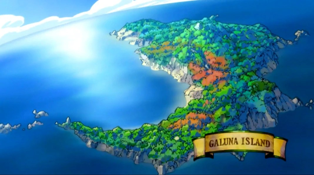 Galuna Island | Fairy Tail Wiki | FANDOM powered by Wikia