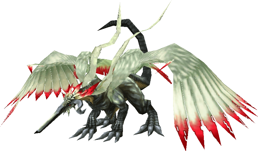 Shinryu Final Fantasy Wiki FANDOM Powered By Wikia