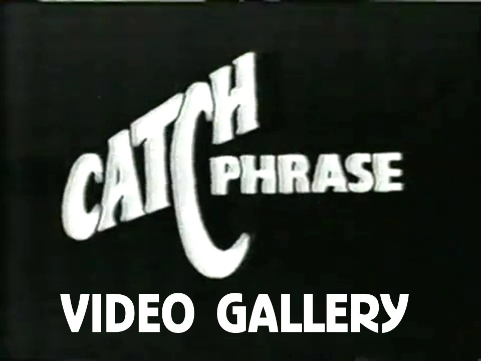 Catch PhraseVideo Gallery Game Shows Wiki FANDOM