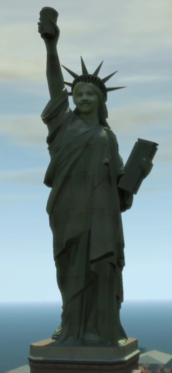 Statue Of Happiness GTA Wiki FANDOM Powered By Wikia