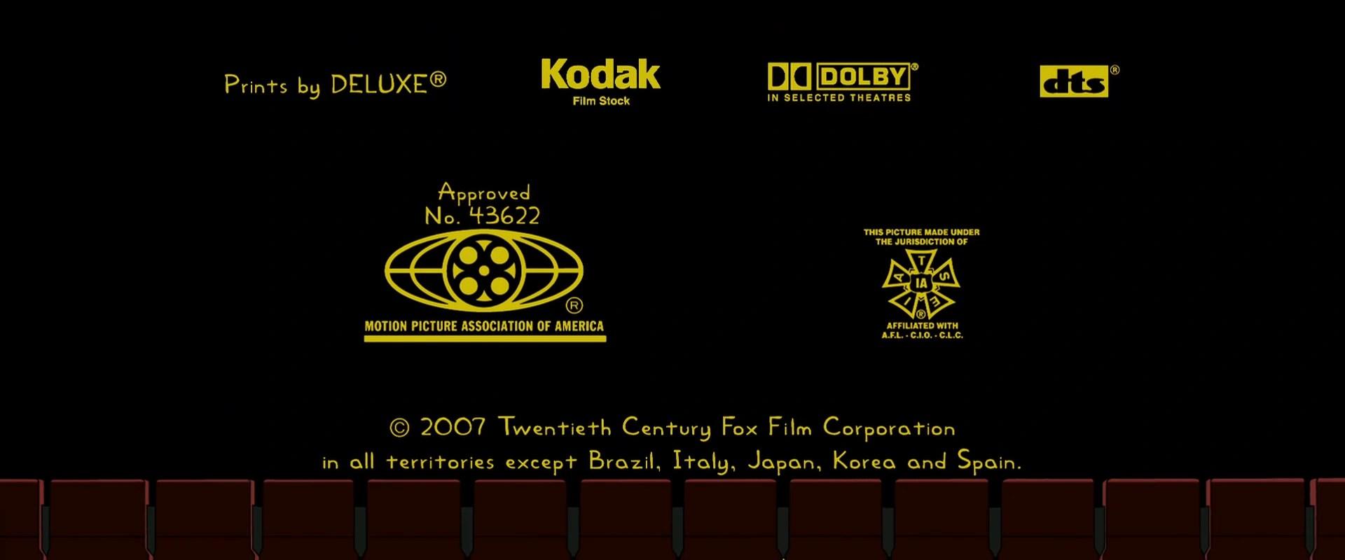 Mpaa Iatse Kodak Dolby Sdds Dts 22100 TIMEHD