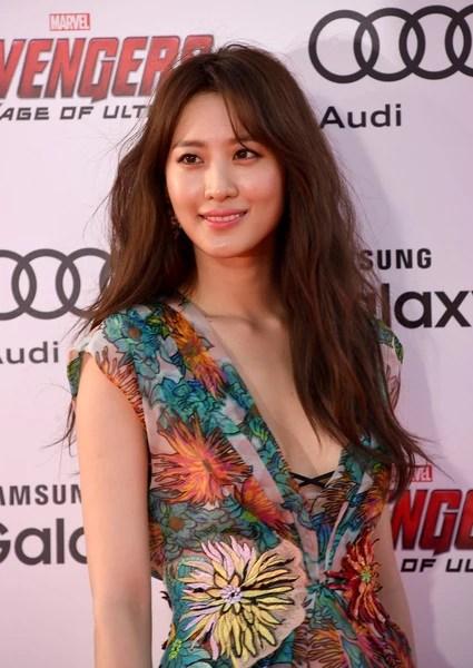 Claudia Kim Marvel Cinematic Universe Wiki Fandom