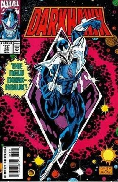 Darkhawk Vol 1 38 Marvel Database Fandom Powered By Wikia