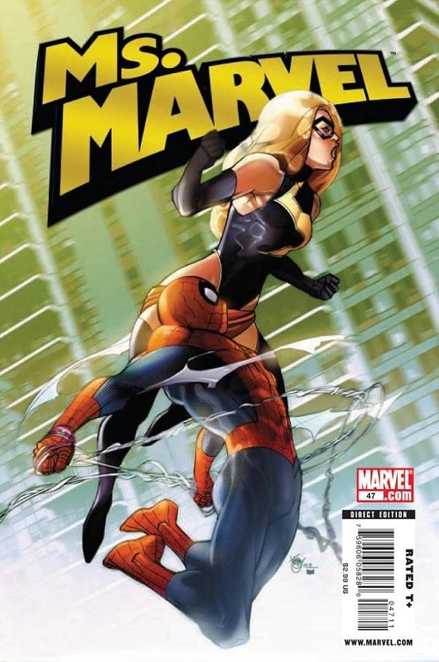 Ms Marvel Vol 2 47 Marvel Database FANDOM Powered By Wikia